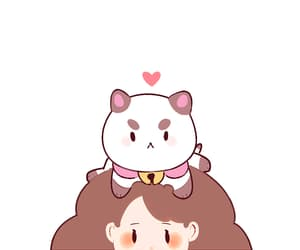 cartoon hangover and bee and puppycat image