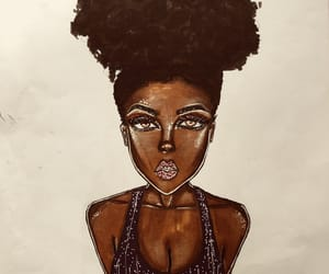 African, magic, and Afro image