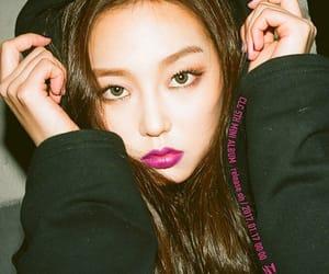 clc, yeeun, and kpop image
