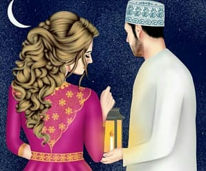 cartoonish, girly, and ramzan image