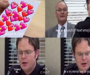 office, the office, and post image