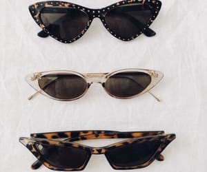fashion, sunglasses, and indie image
