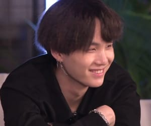 bts, bts low quality, and suga image