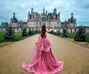 castle, Dream, and dress image