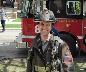 firefighter, eyecandy, and firehouse 51 image