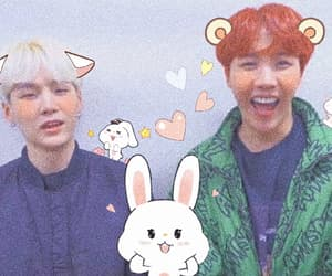 bts, sope, and cute image