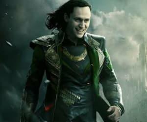 Marvel, tom hiddleston, and loki laufeyson image
