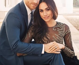 actress, meghan markle, and love image