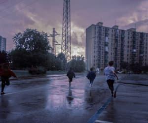 run, grunge, and aesthetic image