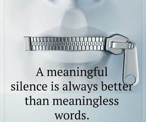 lines, quotes, and silence image