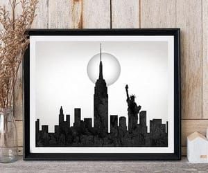 etsy, poster, and modern minimalist image