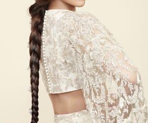 beautiful, bollywood, and braids image