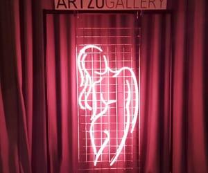 aesthetics, art, and glow image