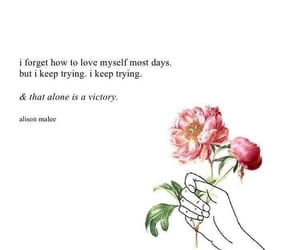 beauty, quotes, and drawing image