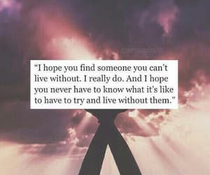 love, quotes, and hope image