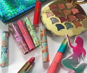 colorful, cosmetics, and eyeshadow image