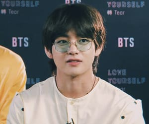 army, bts, and v image
