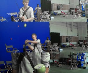 tbs, thomas brodie sangster, and maze runner image