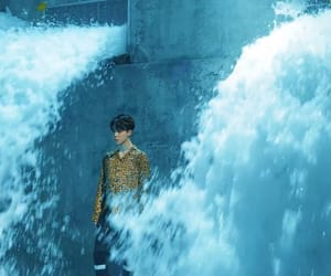 water, fake love, and bts image