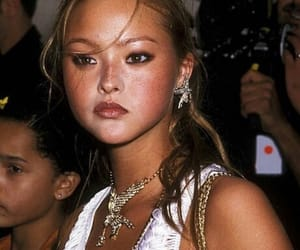 Devon Aoki, makeup, and premiere image