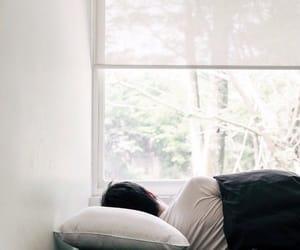 Lazy, nap, and pastel image