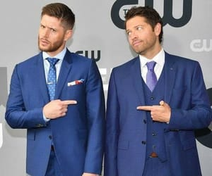 cw, dean winchester, and Jensen Ackles image