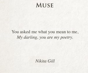 quotes, poetry, and love image