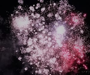 fireworks, reve, and beaute image