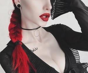 amazing, black, and boobs image