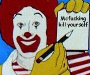 meme and McDonalds image
