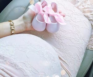 baby, love, and dress image
