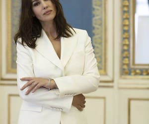 beauty, monica bellucci, and style image