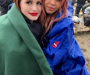 riverdale, madelaine petsch, and vanessa morgan image