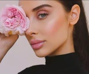 pink, natural look, and gina shkeda image