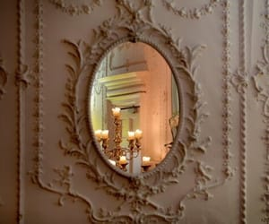 mirror, aesthetic, and candles image