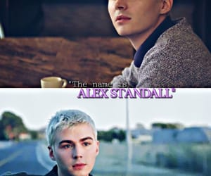 alex, wallpaper, and thirteenreasonswhy image