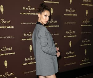 celebrities, Magnum, and models image