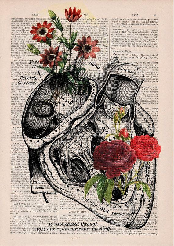 The Spellbinding Art Of Human Anatomy By Vanessa Ruiz