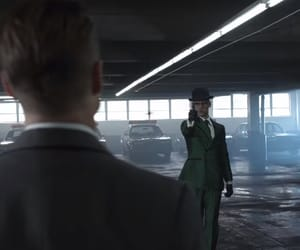 Gotham, jim gordon, and edward nygma image