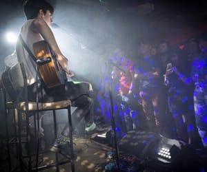 artist, band, and guitar image