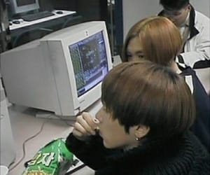 kpop, h.o.t, and lee jaewon image