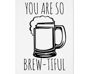beer, greeting cards, and valentines day image