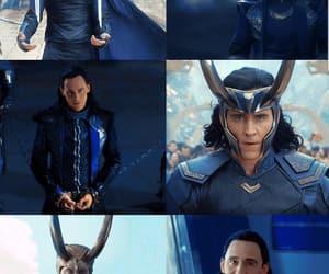 actor, loki, and tom hiddleston image