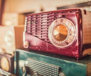 glam, radio city, and vintage image