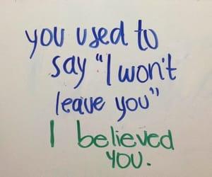 leave, Lyrics, and phrases image
