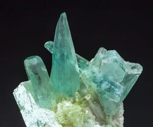 Beryl, green, and mineralogy image