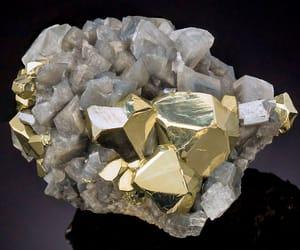 colombia, gemstones, and matrix image