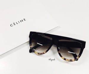 fashion style, black leopard, and lunette de soleil image