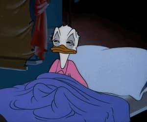 gif, sleep, and bed image