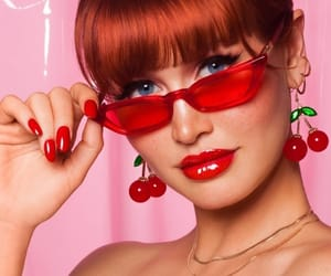 cherry, classy, and fashion image